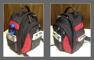 Camera Bag - Exterior