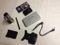 Camera Bag - Top Compartment Contents