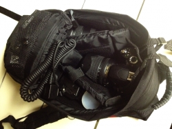 Camera Bag - Interior