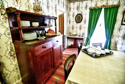 Lincoln Home - Dining Room