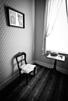 Lincoln Home - Hallway