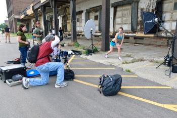 Behind the Scenes VII
