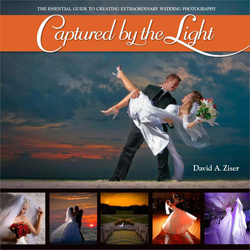 """Captured by the Light"" by David Ziser (Front Cover)"